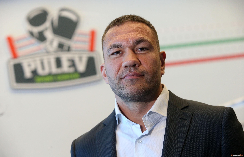 Мениджърът на боксовата ни звезда Кубрат Пулев - Ивайло Гоцев,