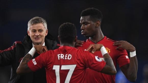 Полузащитникът на Манчестър Юнайтед Фред сподели мнение за съотборника си