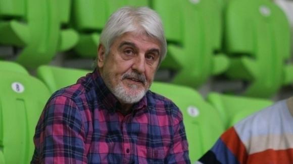 Легендата на българския баскетбол Петко Маринов е с положителна нагласа