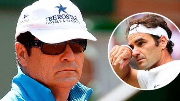 Швейцарецът Роджър Федерер е най-великият тенисист за всички времена, но