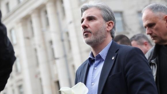 Изпълнителният директор на Левски Павел Колев обяви, че дарението, направено