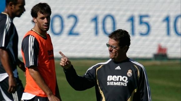 Бившият нападател на Реал Мадрид Рууд ван Нистелрой реагира бързо