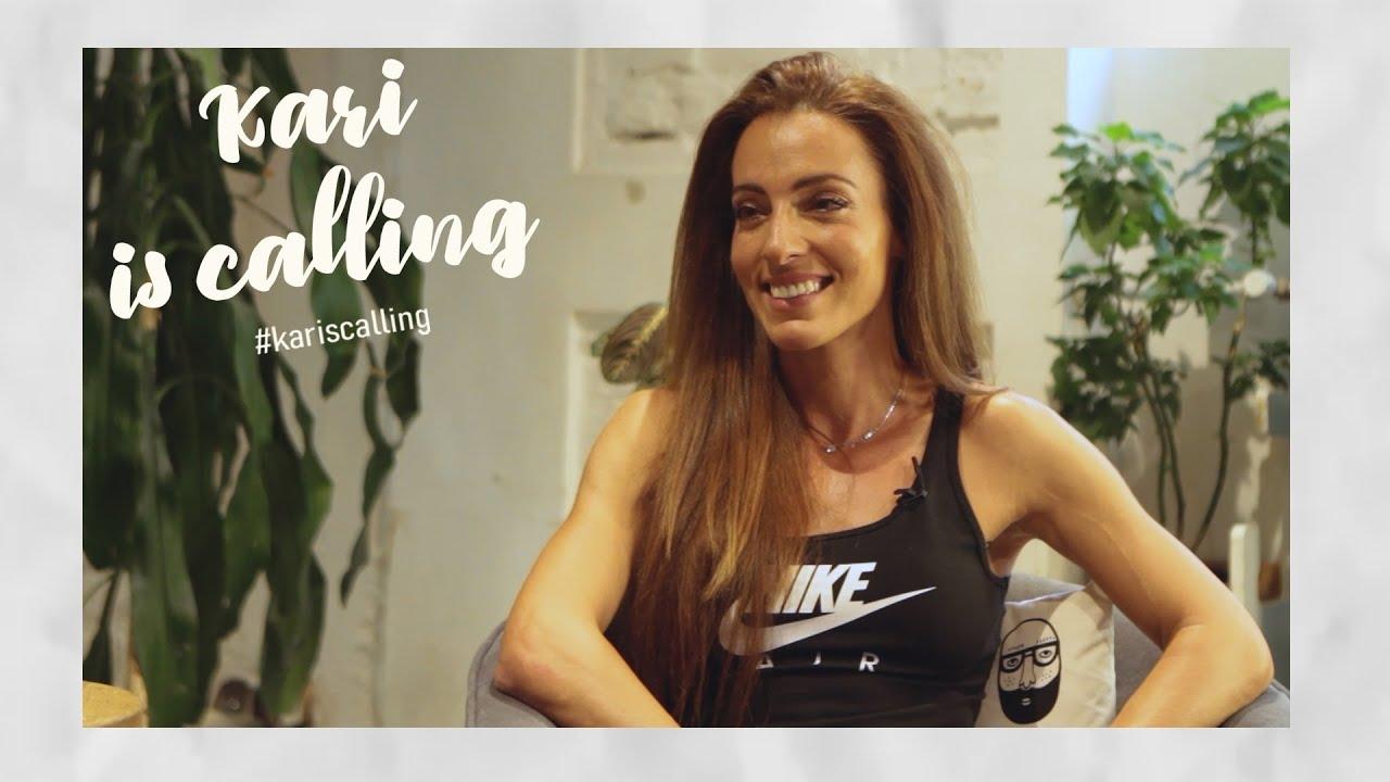 """""""В първия епизод на #kariscalling гостува Ивет Лалова-Колио! Говорим си"""