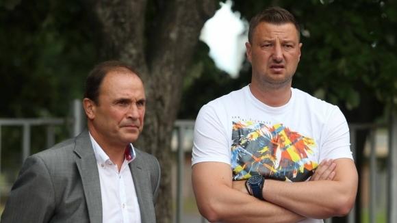 Тийм мениджърът на ЦСКА 1948 Таско Тасков напусна клуба. Това