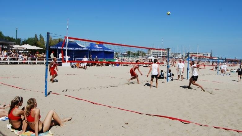 Лятната лига по плажен волейбол в Полша ще бъде във