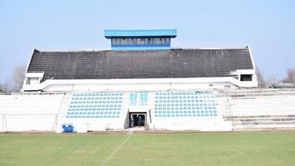 Има нов план за спасението на стадион