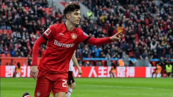 Един от най-котиращите се млади играчи в момента в Бундеслигата-