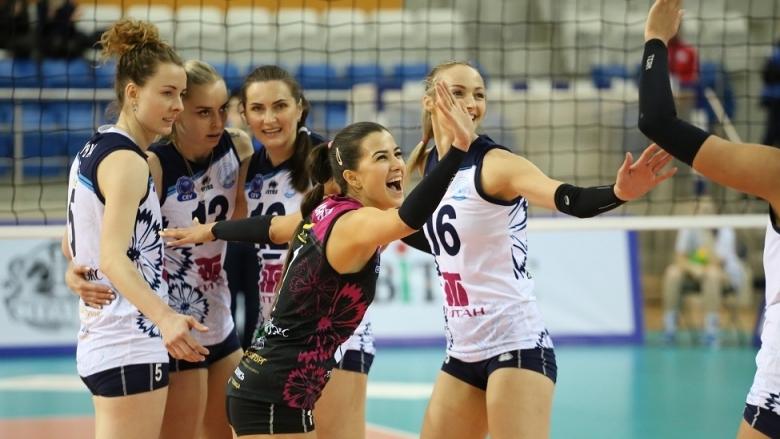 Ръководството на беларуския волейболен клуб Минчанка (Минск) заяви, че твърдо
