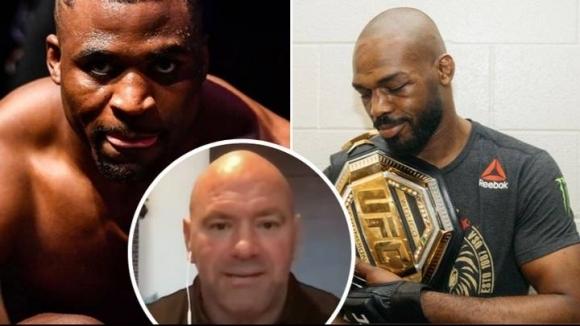 Джон Джоунсе преговарял с UFC за битка между него и