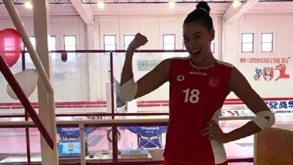 Волейболната националка Силвана Чаушева няма търпение новият сезон да започне.