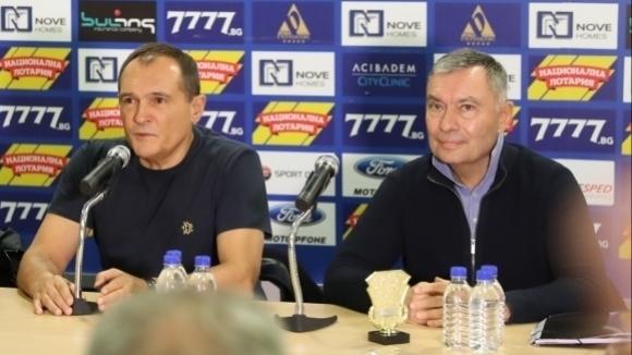 Наско Сираков ще получи акциите на Левски до края на