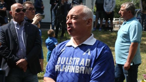 Един от най-известните фенове на Левски Петър Димитров коментира ситуацията