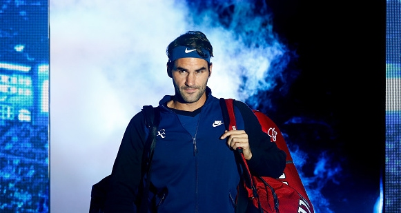 Роджър Федерер се радва на любовта на милиони фенове, а