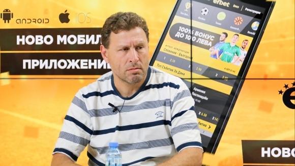 Бившият наставник на Левски, Славия и Ботев (Пловдив) Велислав Вуцов