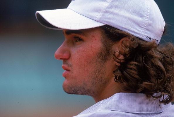На 25 май 1999 година един от най-великите тенисисти в