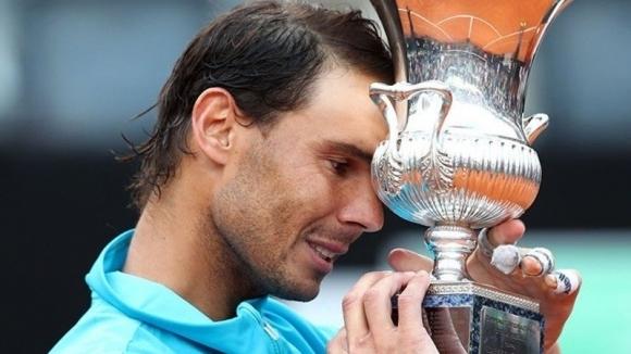 """Организаторите на големия турнир по тенис при мъжете (""""Мастърс"""") и"""