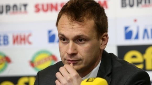 Изпълнителният директор на ЦСКА 1948 Добрин Гьонов заяви, че трансферът