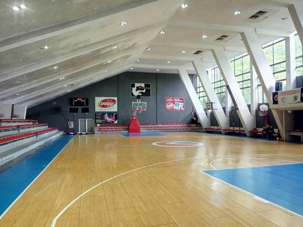 ЦСКА отвори вратите на зала