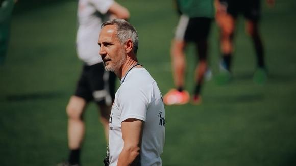Старши треньорът на Айнтрахт (Франкфурт) Ади Хютер заяви, че отборът