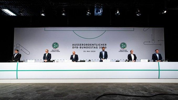 Германският футболен съюз е изправен пред тежки финансови загуби заради
