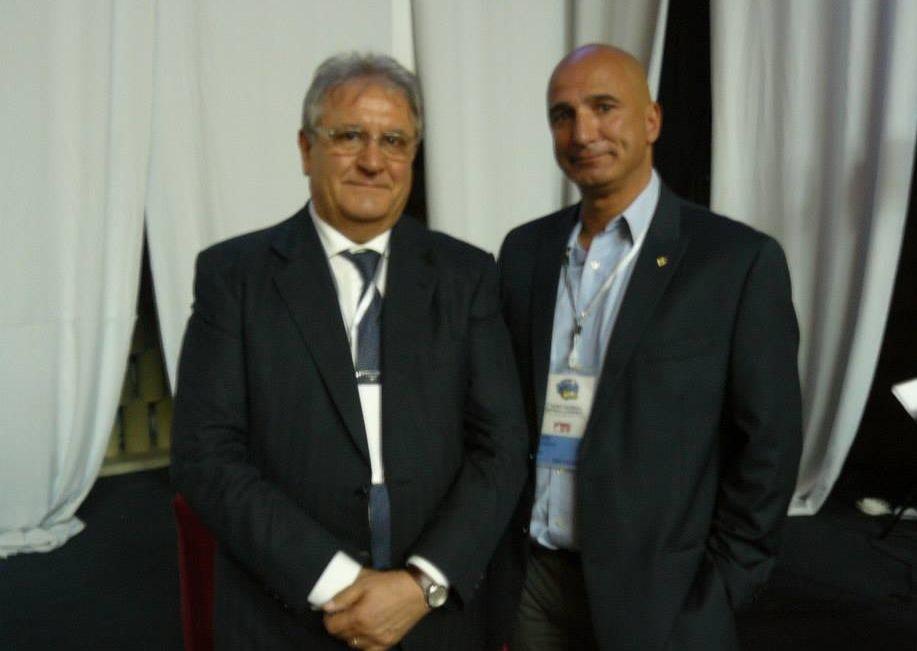 Президентът на световната бейзболна и софтболна конфедерация (WBSC) Рикардо Фракари