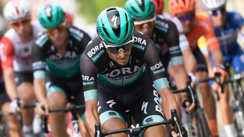 Германският колоездач Емануел Бухман, който през миналата година завърши на