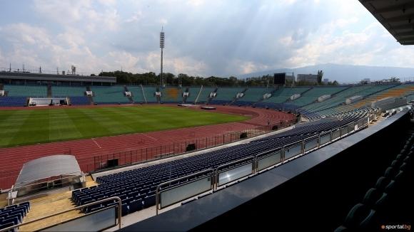 Започна монтажът на новата озвучителна система на Националния стадион