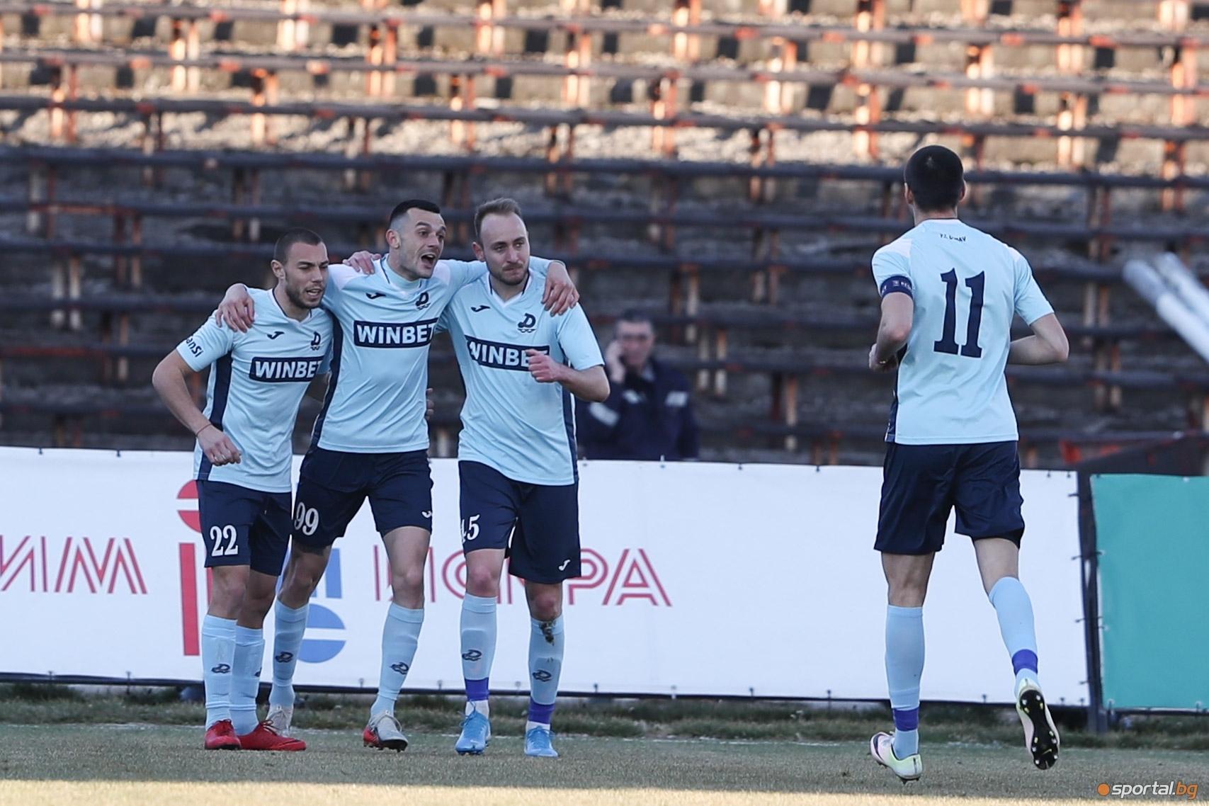 Дунав ще изиграе две контролни срещи преди подновяването на сезона