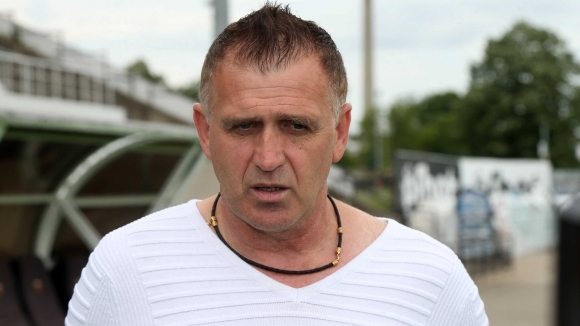 Треньорът на Локомотив Пловдив Бруно Акрапович сподели задоволството си, че