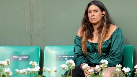 """Бившата френска тенисистка Марион Бартоли, която изненадващо спечели """"Уимбълдън"""" през"""