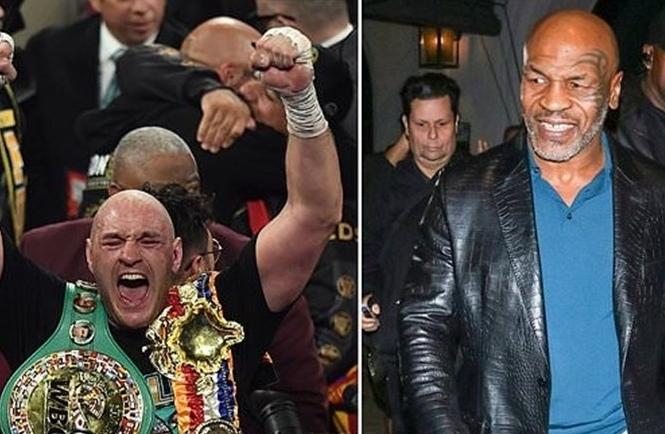 Световният шампион по бокс Тайсън Фюри е получил оферта да