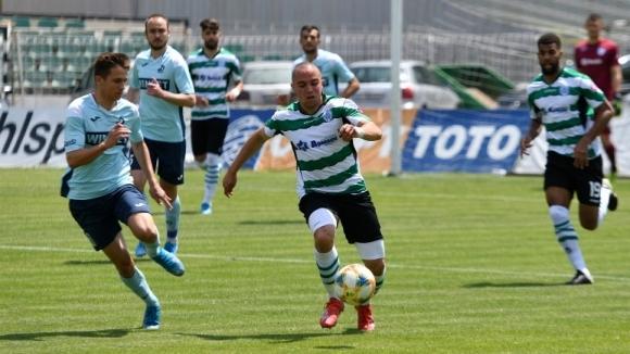 Футболът в България се завърна. Отборите на Черно море и