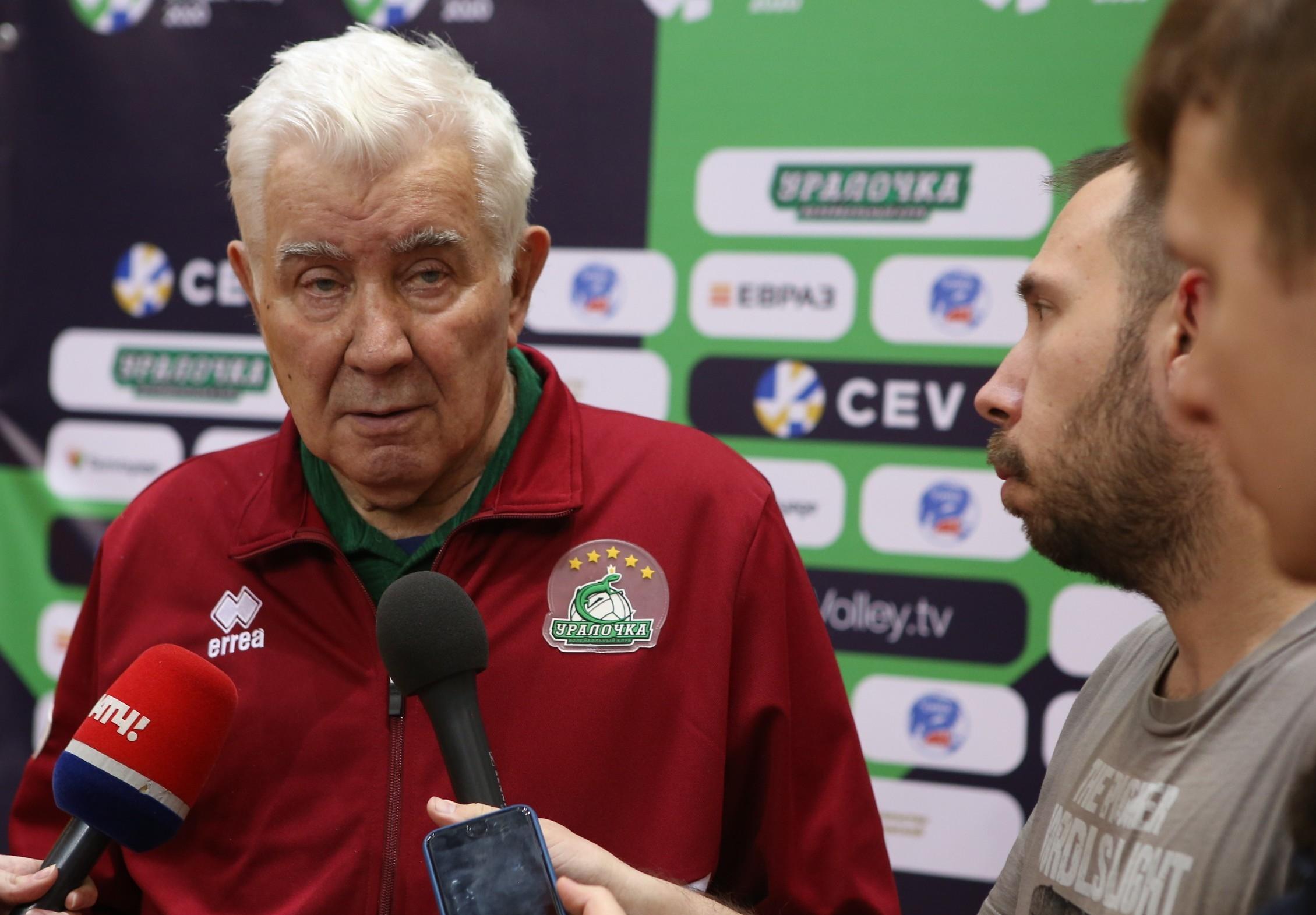 Името на легендарния руски треньор Николай Карпол ще бъде добавено