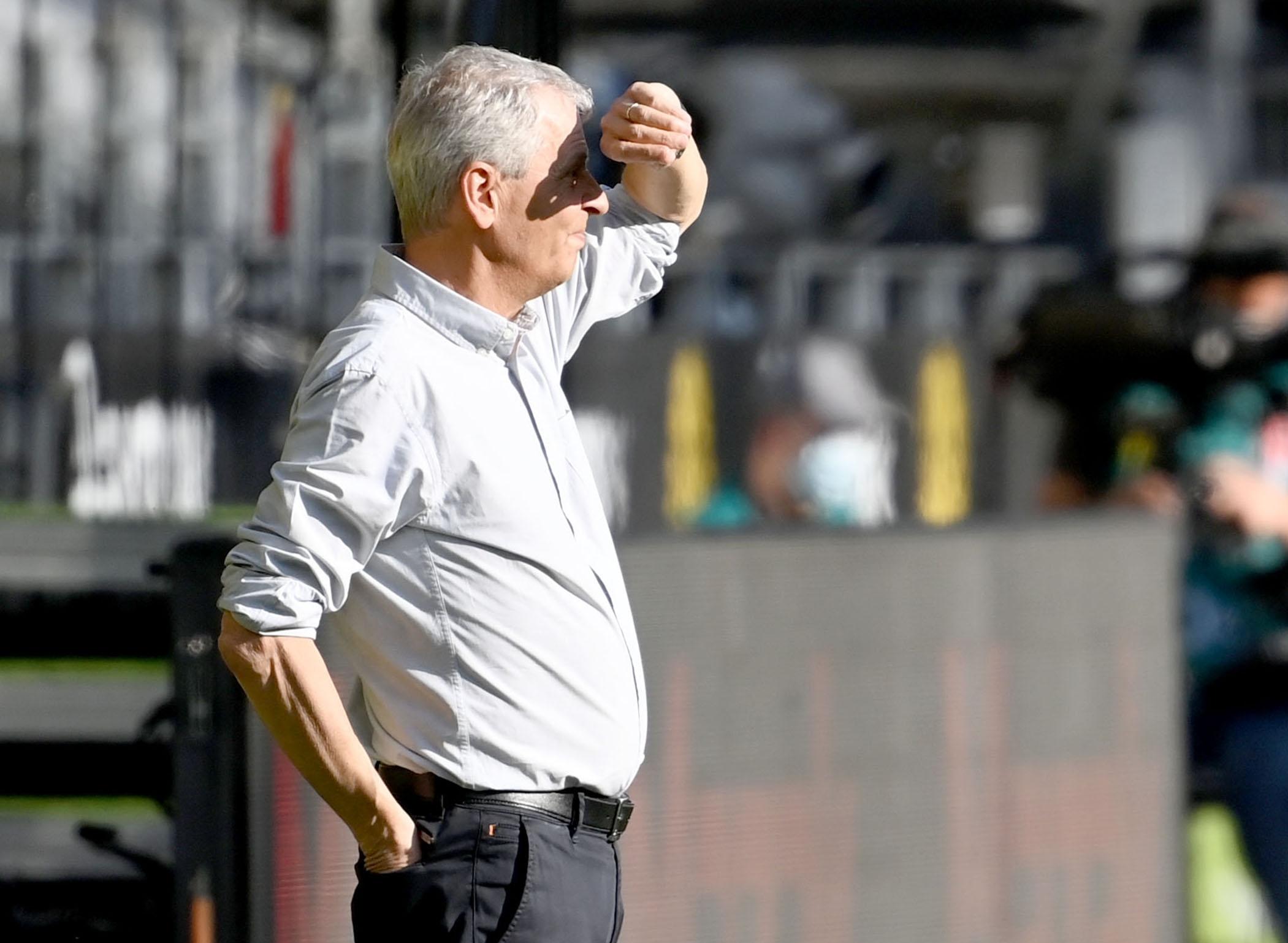 Поражението на Борусия Дортмунд с 0:1 като домакин от Байерн