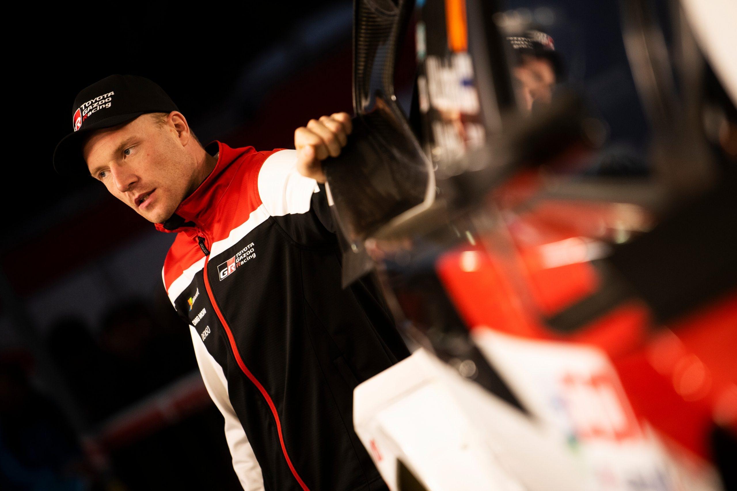 Пилотът от Световния автомобилен рали шампионат (WRC) Яри-Мати Латвала има