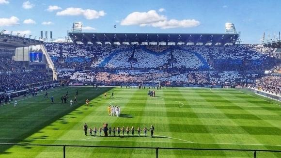 Шампионът Клуб Брюж ще се срещне с Роял Антверпен във
