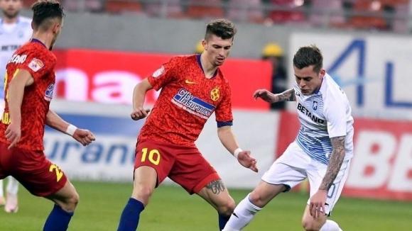 Румъния се присъедини към европейското футболно семейство, което ще завърши