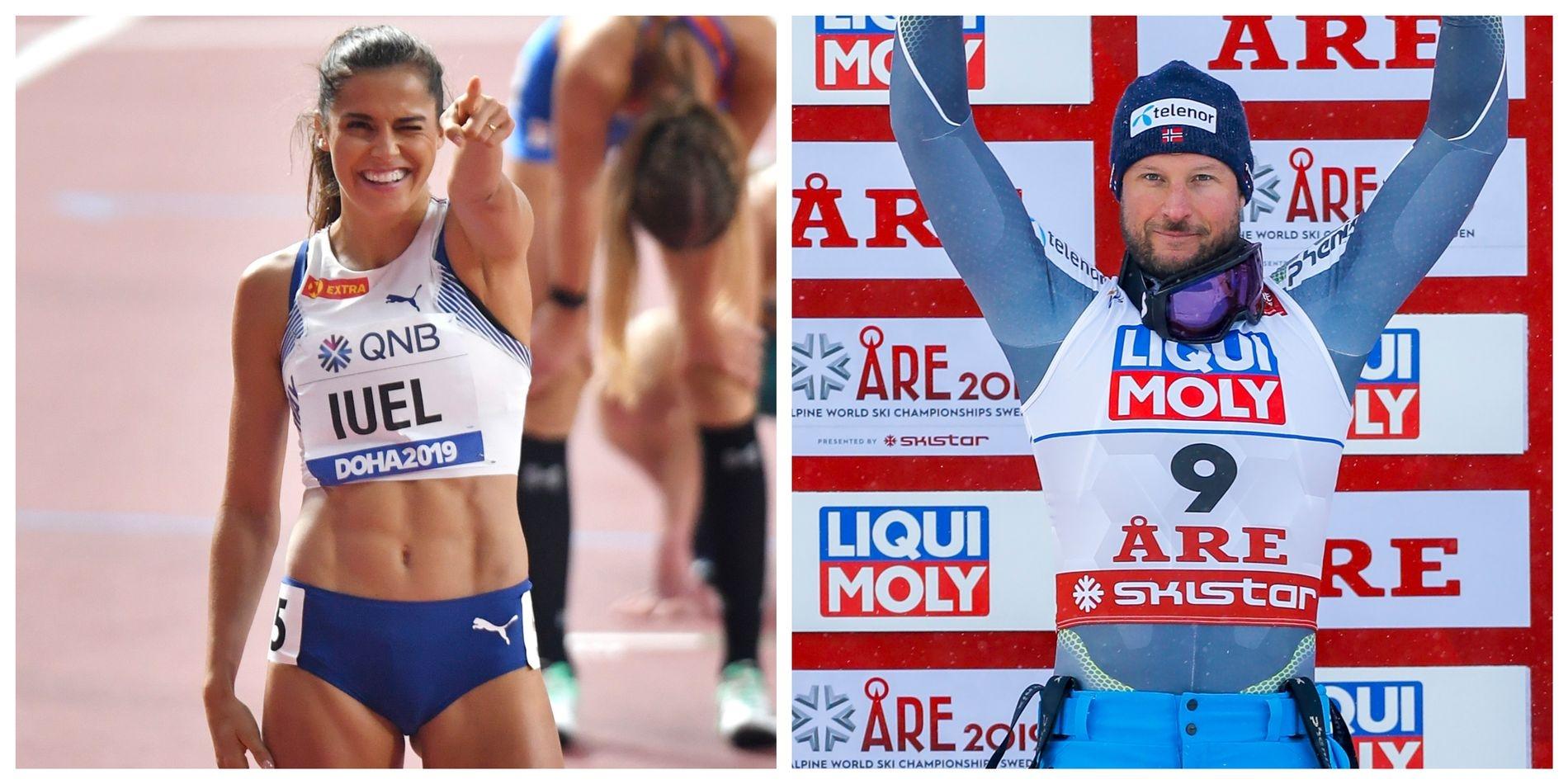 Легендарният алпиец и петкратен световен шампион Аксел Лунд Свиндал е