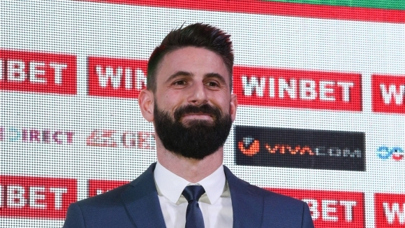 Футболист №1 на България за 2019 г. Димитър Илиев ще
