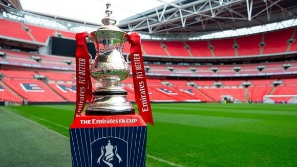 Четвъртфиналите от турнир за Купата на Англия трябва да се