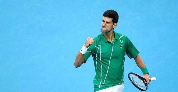 Световният №1 в мъжкия тенис Новак Джокович се срещна и