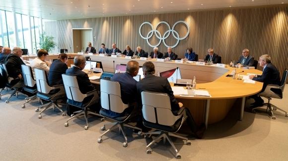 От Международният олимпийски комитет (МОК) обявиха, че ангажираните в организацията