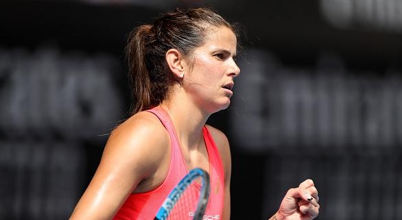 Германските звезди в тениса при мъжете и жените - Александър