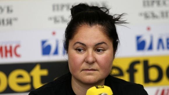 Силният човек в Пирин (Благоевград) Ива Уорън заяви пред Sportal