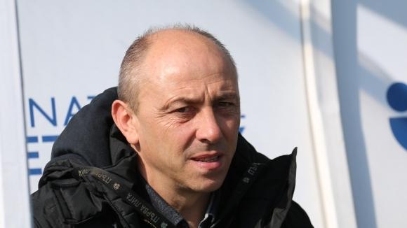 Наставникът на Черно море Илиан Илиев заяви, че