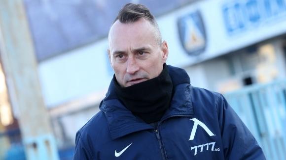 Левски може да излезе без своя капитан Живко Миланов в
