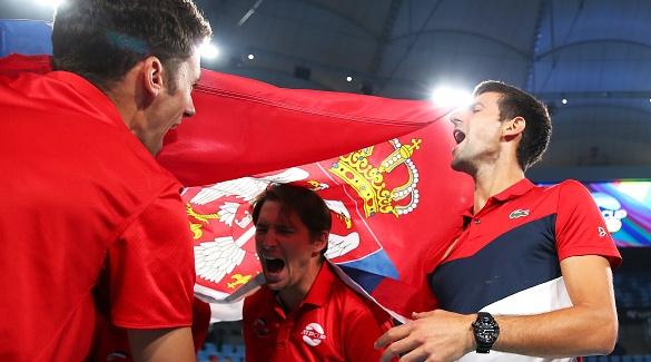 Световният №1 в тениса Новак Джокович получи престижна награда от