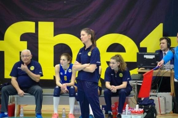 Габриела Айшинова ще води националния отбор по волейбол на България