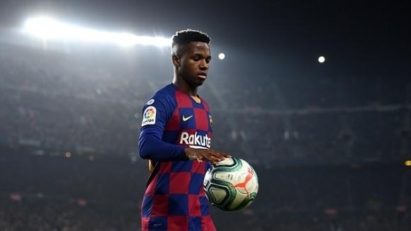 Ювентус поиска големия талант на Барселона Ансу Фати да бъде