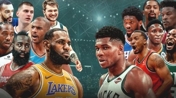 НБА ще гласува за евентуалното подновяването на сезон 2019/2020 в